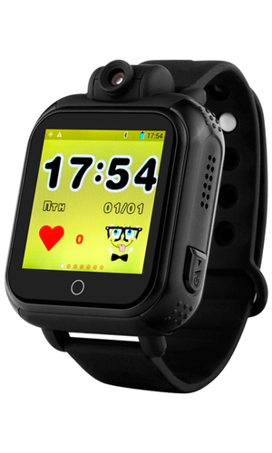 Smart Baby Watch G10 Black (QW1000)