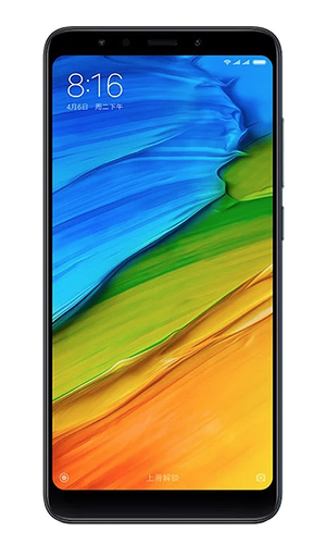 Xiaomi RedMi 5 Plus 64Gb 4Gb Black