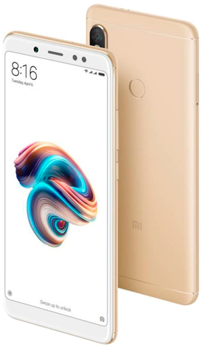 Xiaomi RedMi Note 5 64Gb 4Gb Gold Global фото №3