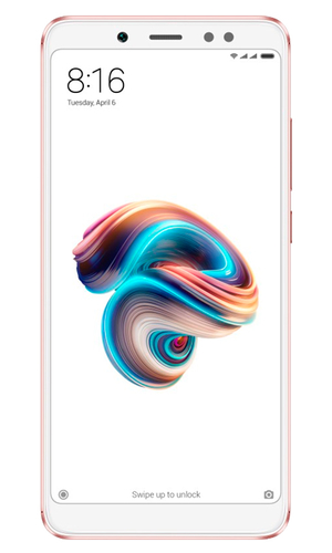 Xiaomi RedMi Note 5 64Gb 4Gb Rose Gold