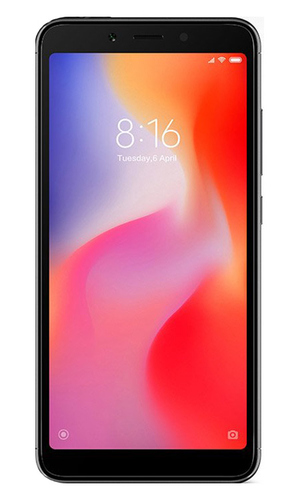 Xiaomi RedMi 6A 16Gb 2Gb Black Global Version