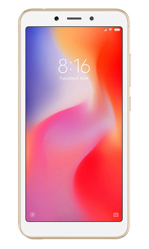 Xiaomi RedMi 6A 16Gb 2Gb Gold Global Version