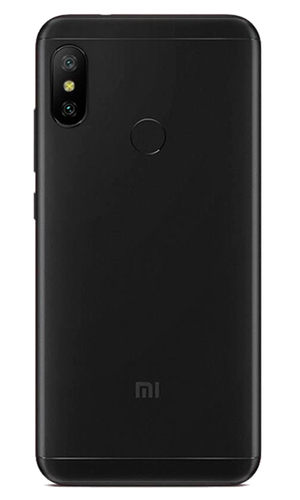 Xiaomi Mi A2 Lite 64Gb 4Gb Black Global Version фото №3