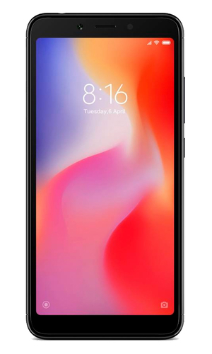 Xiaomi RedMi 6 3/32Gb Black Global Version