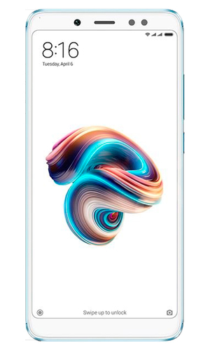 Xiaomi RedMi Note 5 64Gb 4Gb Blue Global Version
