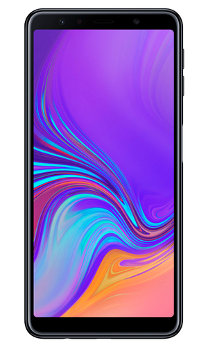 Samsung Galaxy A7 2018 4/64GB A750FN 64Гб черный