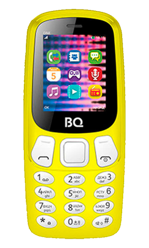 BQ One 1844 Yellow