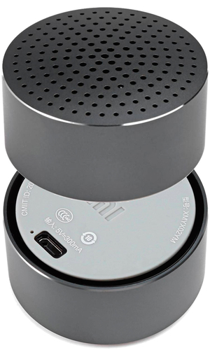 Xiaomi Mi Bluetooth Speaker Mini Portable Round Box черная