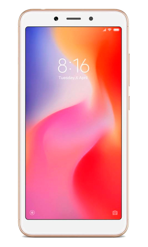 Xiaomi RedMi 6 64Gb 4Gb Gold Global Version