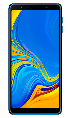 Samsung Galaxy A7 2018 4/64GB A750FN 64Гб синий