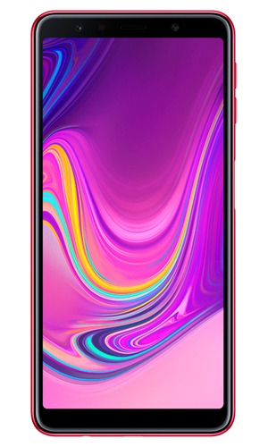 Samsung Galaxy A7 2018 4/64GB A750FN 64Гб розовый