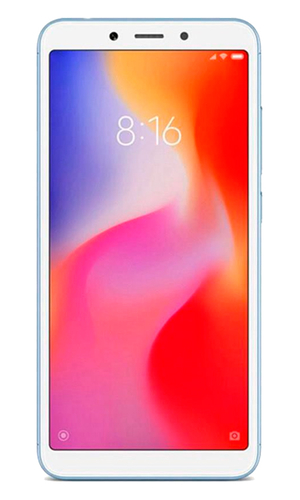 Xiaomi RedMi 6A 16Gb 2Gb Blue Global Version