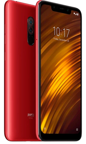 Xiaomi Pocophone F1 64Gb 6Gb Red Global Version