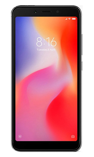Xiaomi RedMi 6A 32Gb 2Gb Black Global Version