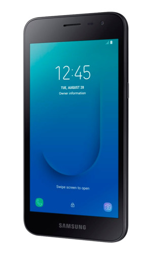 Samsung Galaxy J2 Core 2018 J260F Black фото №2