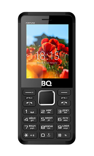 BQ Fortune P BQ-2436 Black+Red