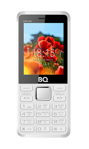 BQ Fortune P BQ-2436 White+Red