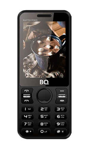 BQ Quattro Power BQ-2812 Black
