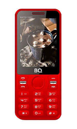 BQ Quattro Power BQ-2812 Red