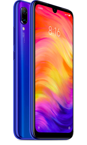 Xiaomi RedMi Note 7 3/32Gb Blue Global Version фото №4