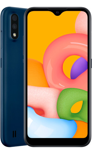 Samsung Galaxy A10 32Gb A105FN Blue