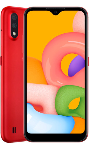 Samsung Galaxy A10 32Gb A105FN Red
