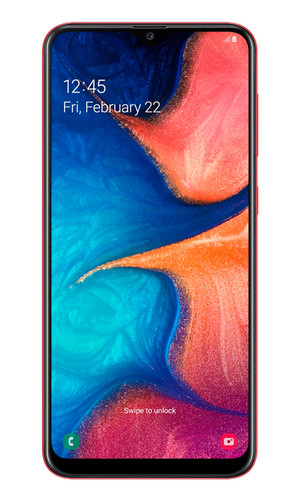 Samsung Galaxy A20 32Gb A205FN Red
