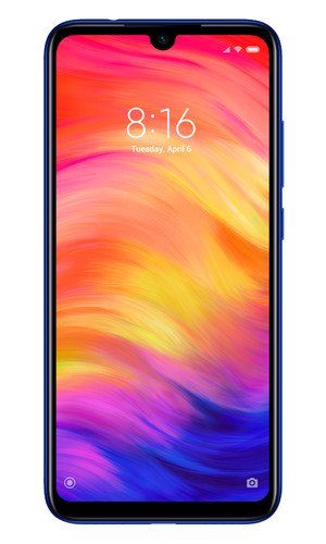 Xiaomi RedMi Note 7 4/64Gb Neptune Blue Global Version