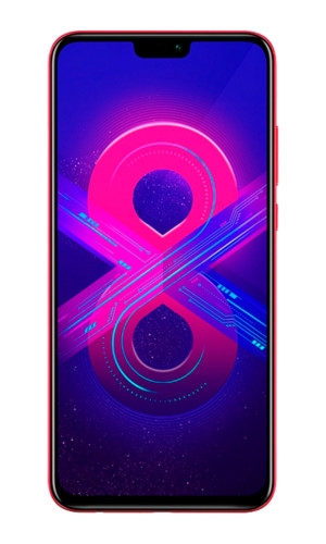 Huawei Honor 8X 4/64Gb красный