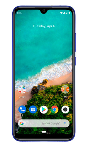 Xiaomi Mi A3 4/64Gb Not Just Blue фото №2