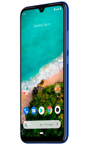Xiaomi Mi A3 4/64Gb Not Just Blue фото №3