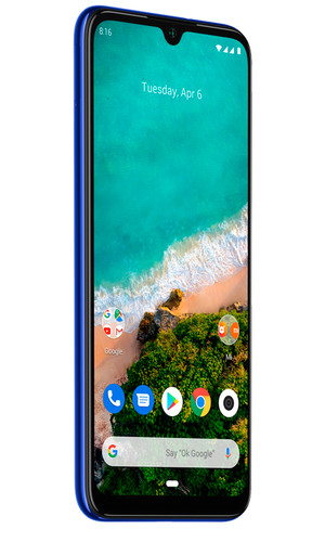 Xiaomi Mi A3 4/64Gb Not Just Blue фото №5