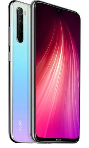 Xiaomi RedMi Note 8 4/64Gb Moonlight White Global Version
