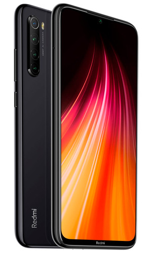 Xiaomi RedMi Note 8 4/64Gb Space Black Global Version
