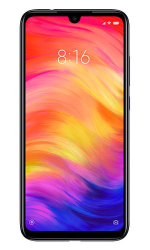 Xiaomi Redmi Note 7 4/64Gb Black Global Version