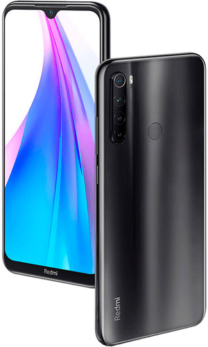 Xiaomi RedMi Note 8T 4/64Гб Moonshadow Grey Global Version