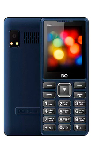 BQ Flash BQ-2444 Blue