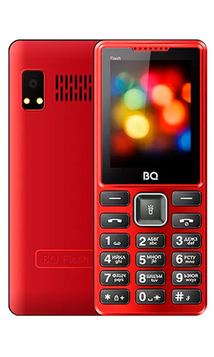 BQ Flash BQ-2444 Red