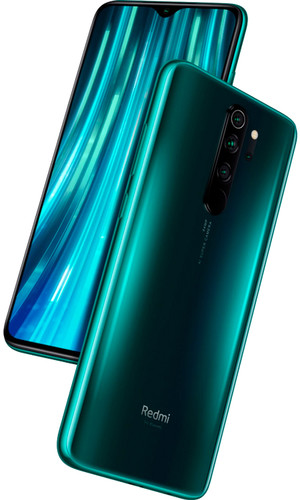 Xiaomi RedMi Note 8 Pro 6/64Gb Forest Green Global Version (EAC)