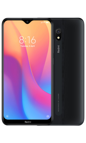 Xiaomi RedMi 8A 2/32Гб Midnight Black Global Version