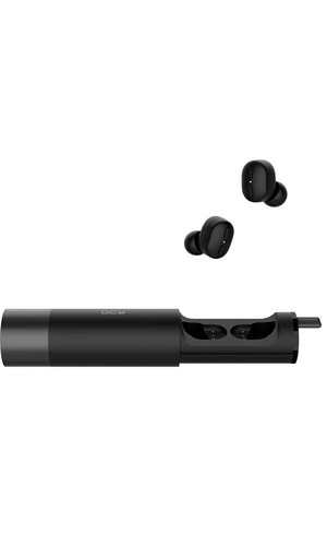 Наушники QCY T2 TWS Bluetooth Earphones black