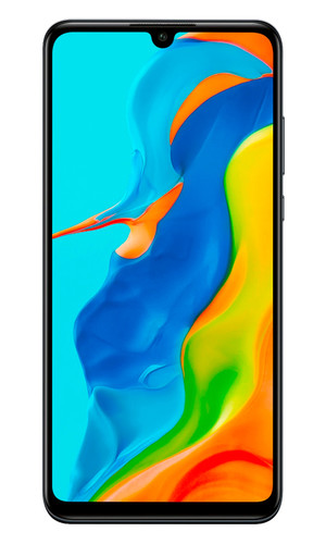 Huawei P30 Lite New Edition 6/256Гб Black (EAC)