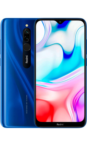 Xiaomi RedMi 8A 2/32Гб Ocean Blue Global Version
