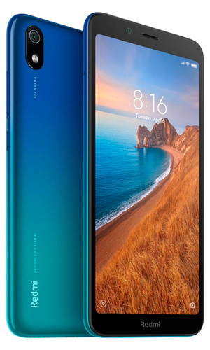 Xiaomi RedMi 7A 2/32Gb Gem Blue Global Version (EAC)