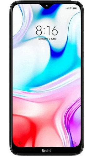 Xiaomi RedMi 8 3/32Gb Onyx Black Global Version
