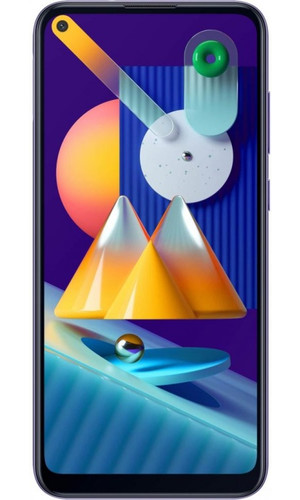 Samsung Galaxy M11 3/32Gb Purple M115FZ (EAC)