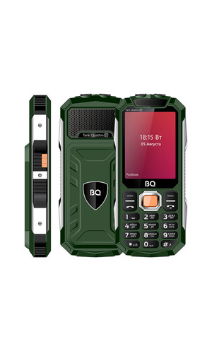 BQ Tank Quattro Power BQ-2817 Green