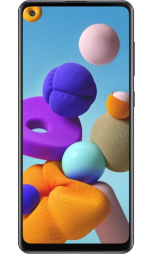 Samsung Galaxy A21S 4/64Gb Black A217FZ (EAC)