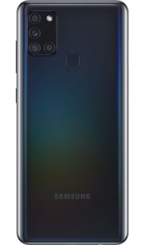 Samsung Galaxy A21S 4/64Gb Black A217FZ (EAC) фото №2