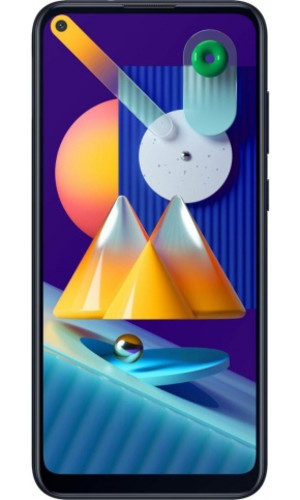 Samsung Galaxy M11 3/32Gb Black M115FZ (EAC)